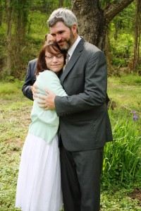 Our wedding, 2012