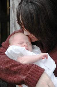 With my darling, November 2012