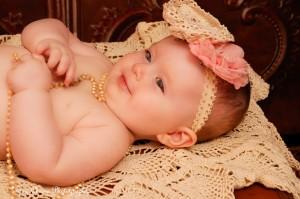 My precious baby, June 2013