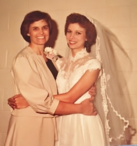 With MIdge on My Wedding Day