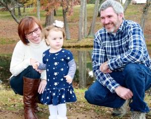 Our family, November 2014