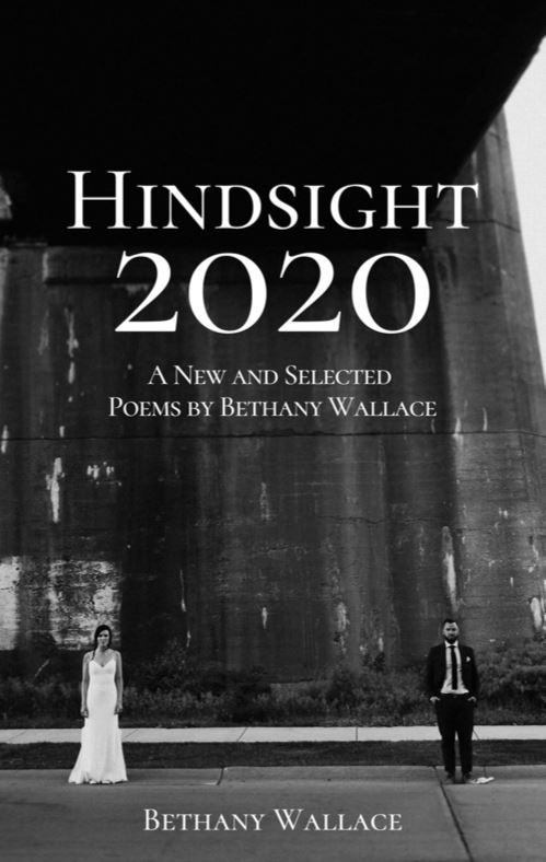 Hindsight 2020 book cover Bethany Wallace